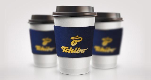 Tchibo cups